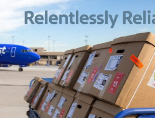 Fetching Foods Air Delivery