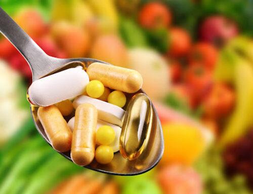 Supplements vs Natural Food